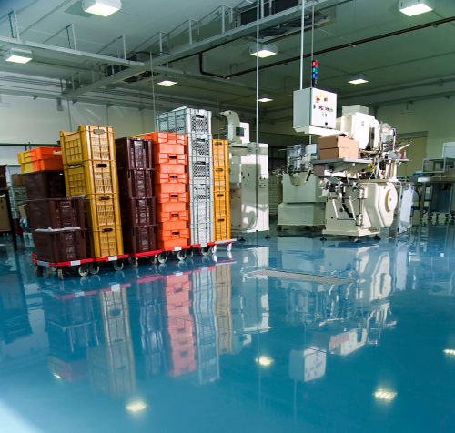 Northern Painters Epoxy Floor Systems