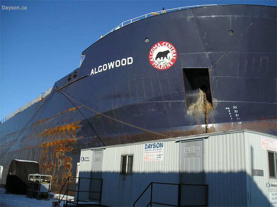 Algoma Central Marine Ship