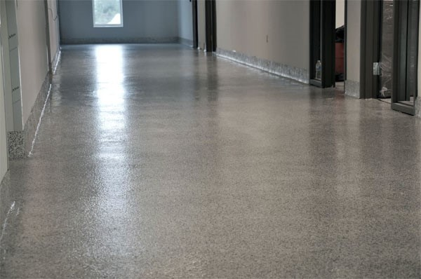 CPS Flooring Inc. University of Ontario Institute of Technology and Design Image 1